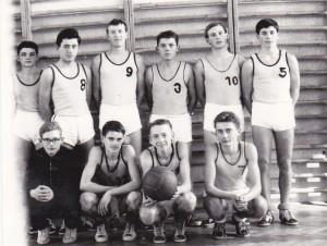 Slávia Šamorín 1964-65