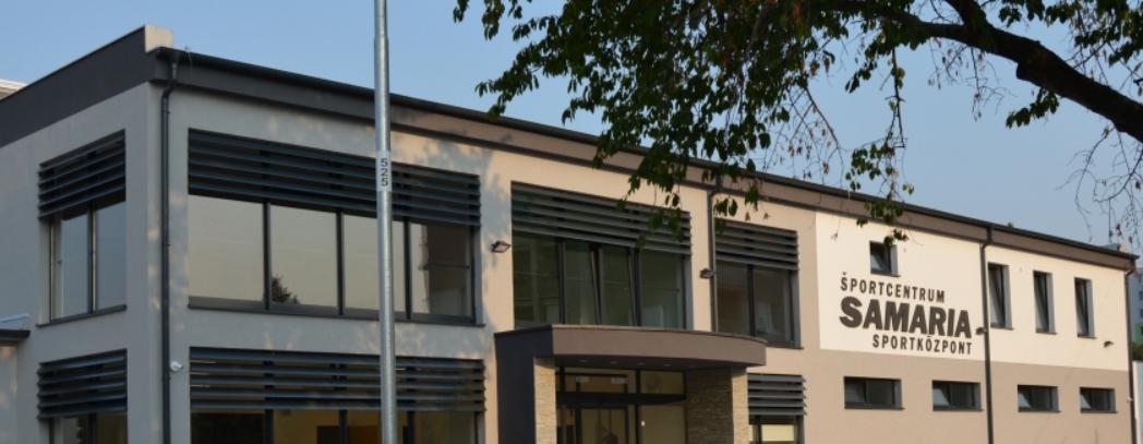 Sportcentrum Samorin